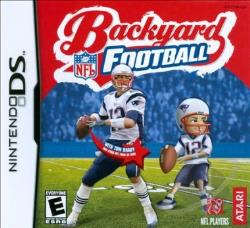 Backyard Football NDS Cover Art