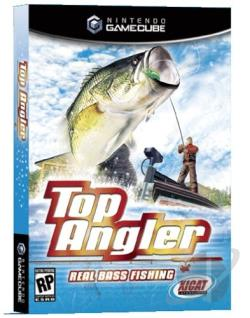 Top Angler II GQ Cover Art