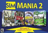 SimMania 2 : Golf City 3000 Coaster Theme PCG Cover Art