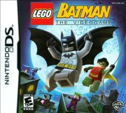 LEGO Batman: The Videogame NDS Cover Art