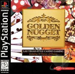 Golden Nugget PS Cover Art