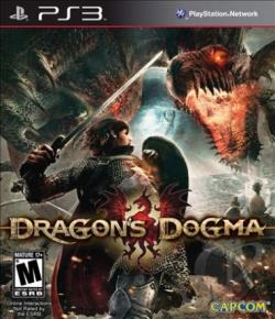 Dragon's Dogma PS3 Cover Art