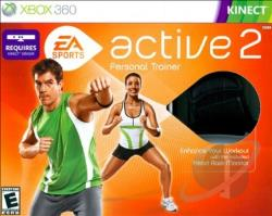 EA Sports Active 2 XB360 Cover Art