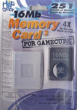 GC Memory-16mb 251 BLCK GQ Cover Art
