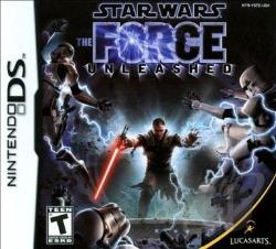 Star Wars: The Force Unleashed NDS Cover Art