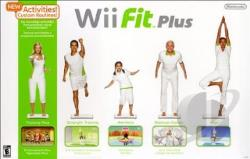 Wii Fit Plus WII Cover Art