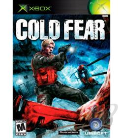 Cold Fear XB Cover Art