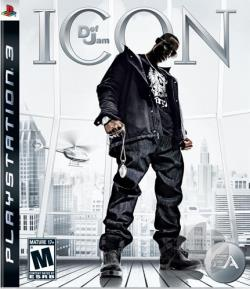 Def Jam: Icon PS3 Cover Art