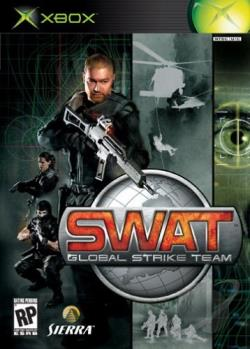 SWAT: Global Strike Team XB Cover Art