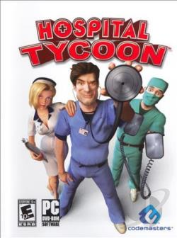 Hospital Tycoon PCG Cover Art