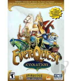 EverQuest: Evolution PCG Cover Art