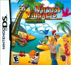 Virtual Villagers: A New Home NDS Cover Art