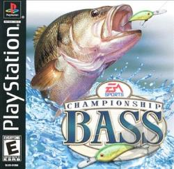 Championship Bass PS Cover Art