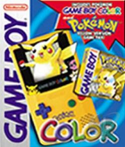 Gameboy Color Pokemon Yellow Cheats