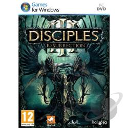 Disciples III: Resurrection PCG Cover Art