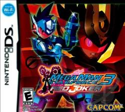 Mega Man Star Force 3: Red Joker NDS Cover Art