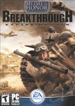 Medal of Honor: Allied Assault Breakthrough PCG Cover Art