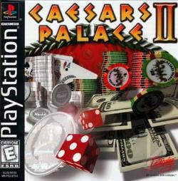 Caesars Palace 2 PS Cover Art