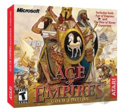 Age Of Empires: Gold Edition PCG Cover Art
