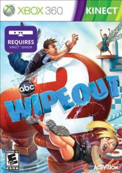 Wipeout 2 XB360 Cover Art
