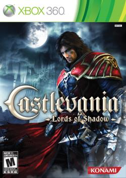 Castlevania: Lords of Shadow XB360 Cover Art