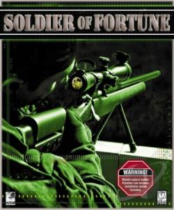 Soldier Of Fortune For Linux Cdr! CDR Cover Art