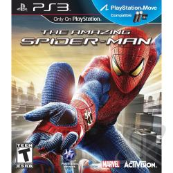 Amazing Spider-Man PS3 Cover Art