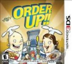 Order Up!! NDS Cover Art