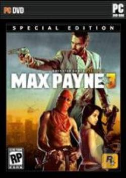 Max Payne 3: Special Edition PCG Cover Art