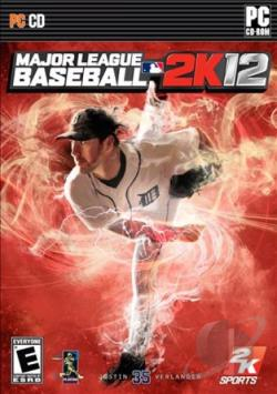 Major League Baseball 2K12 PCG Cover Art