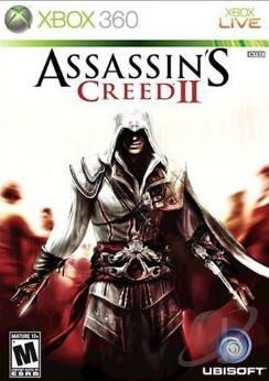 Assassin's Creed II XB360 Cover Art