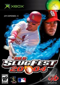 MLB SlugFest 20-04 XB Cover Art