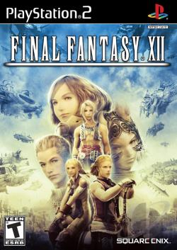 Final Fantasy XII PS2 Cover Art