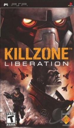 Killzone: Liberation PSP Cover Art