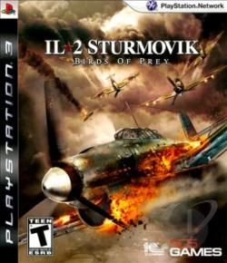 IL-2 Sturmovik: Birds of Prey PS3 Cover Art