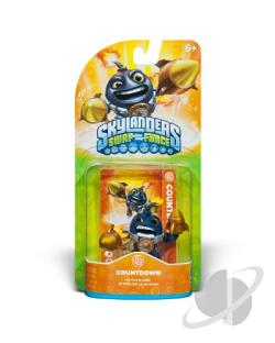 Skylanders Swap Force-Countdown Cover Art