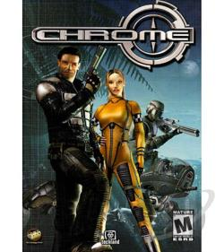 Chrome PCG Cover Art