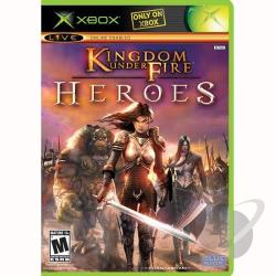 Kingdom Under Fire: Heroes XB Cover Art
