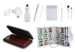 DSi XL 11/1 Starter Kit-White NDS Cover Art