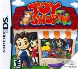 Toy Shop NDS Cover Art