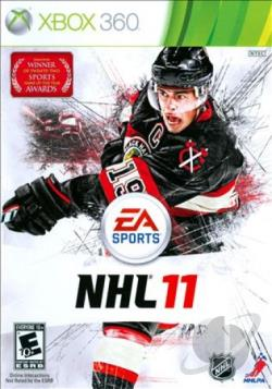 NHL 11 XB360 Cover Art