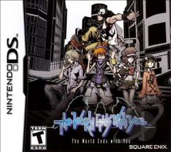 World Ends With You NDS Cover Art