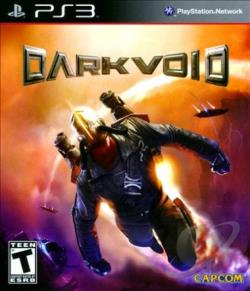 Dark Void PS3 Cover Art