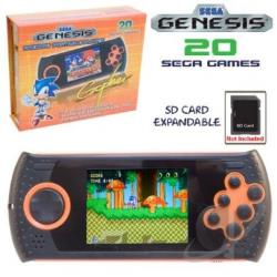Gopher 2.7 Inch LCD Handheld Player NDS Cover Art