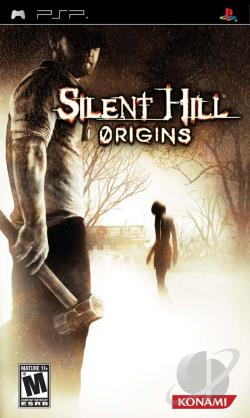 Silent Hill Origins PSP Cover Art
