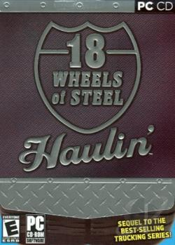 18 Wheels Of Steel Haulin PCG Cover Art