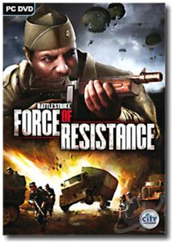 Battlestrike : Force Of Resistance DVD PCG Cover Art
