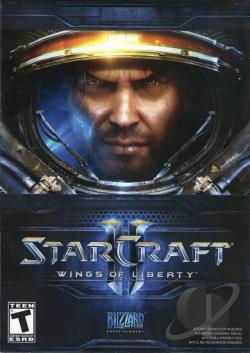 StarCraft II: Wings of Liberty PCG Cover Art