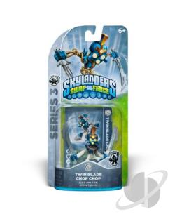 Skylanders Swap Force-Twin Blade Chop S3 Cover Art