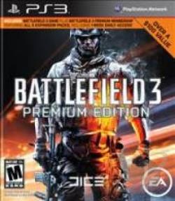 Battlefield 3: Premium Edition Playstation